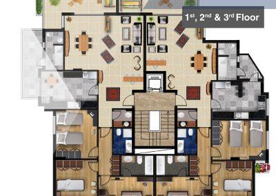 6. muhaidathe 1st, 2nd & 3rd floor