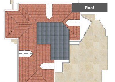 Roof 3 D